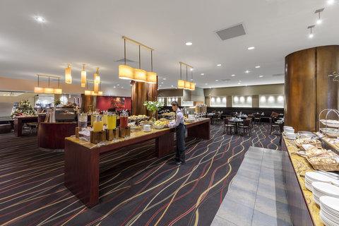 Crowne Plaza AUCKLAND - Breakfast Bar