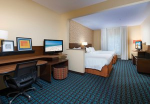 Room - Fairfield Inn & Suites by Marriott Northwoods Mall
