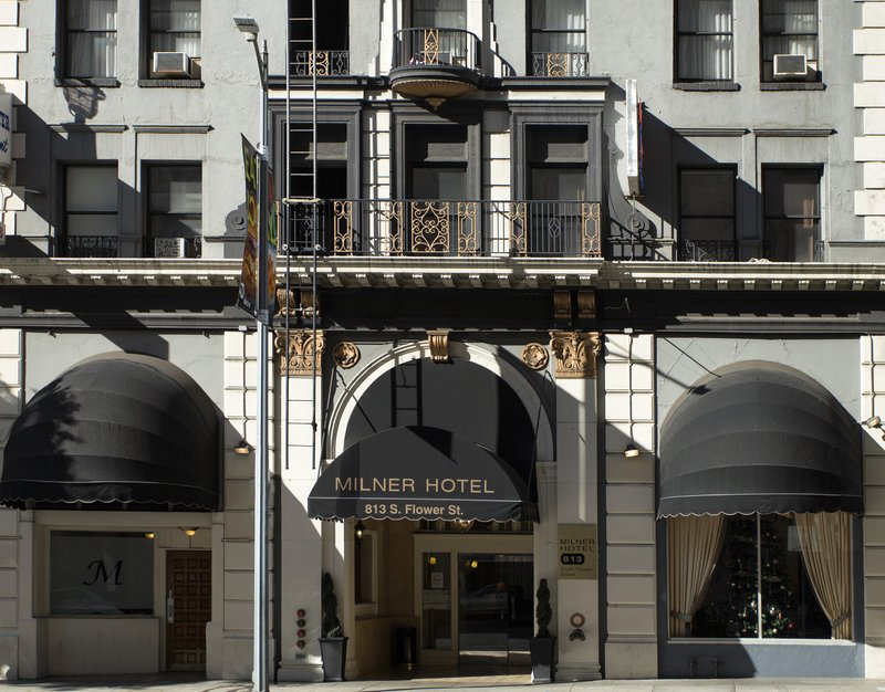 The Ritz Milner Hotel Los Angeles Review