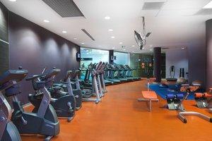 Fitness Centre at Holiday Inn Moscow - Sokolniki