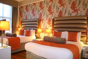 Twin Executive Room with 2 UK King size beds