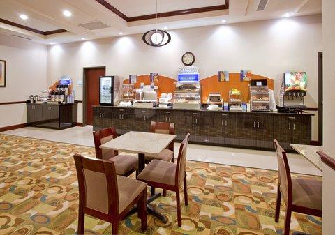 Holiday Inn Express & Suites GUTHRIE NORTH EDMOND - Breakfast Area