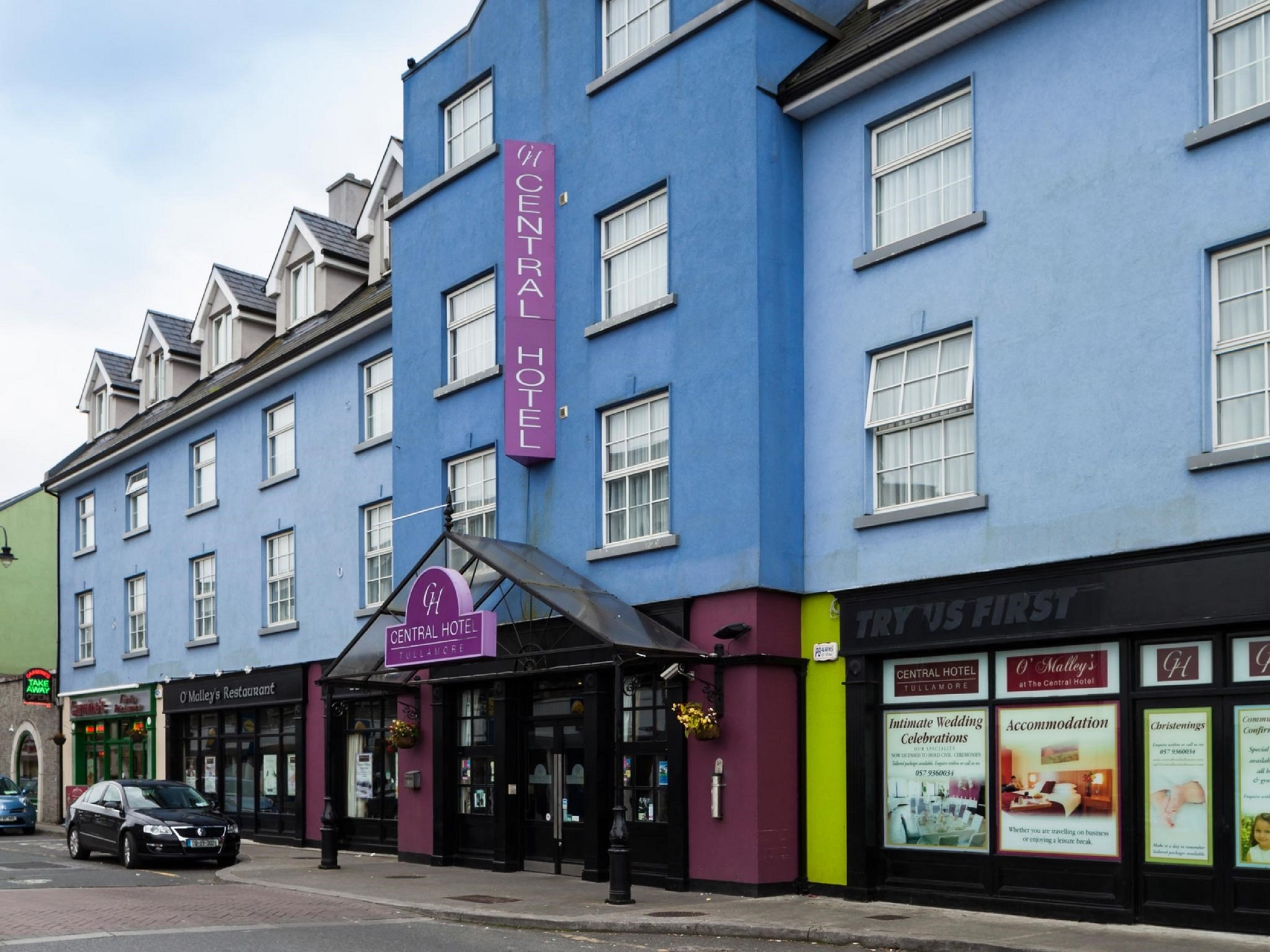 Central Hotel Tullamore