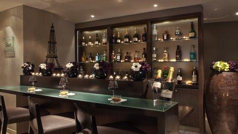 Holiday Inn PARIS - ELYSÉES - Bar and Lounge