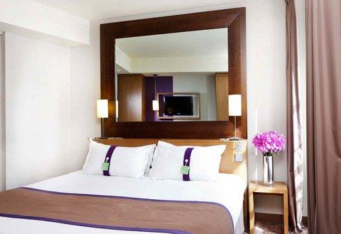 Holiday Inn PARIS - ELYSÉES - Double Bed Guest Room