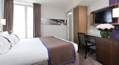Holiday Inn PARIS - ELYSÉES - King Bed Guest Room