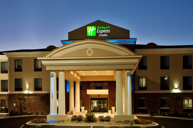 HOLIDAY INN EXP STES PICAYUNE