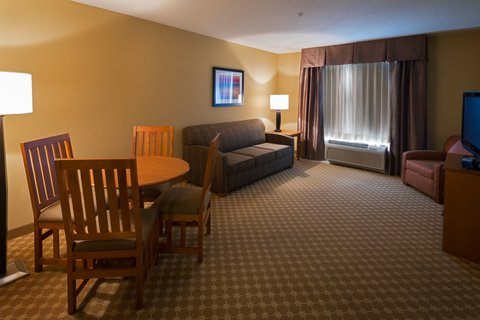 Holiday Inn Express & Suites CHICAGO WEST-ROSELLE - Executive Suite