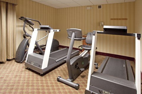 Holiday Inn Express & Suites LEXINGTON-HWY 378 - Fitness Center