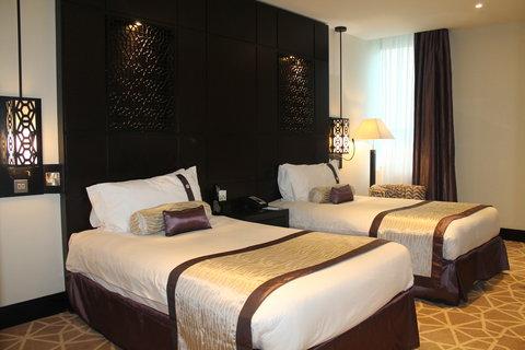 فندق هوليدي ان البرشا - 2 Single Bed Executive Club
