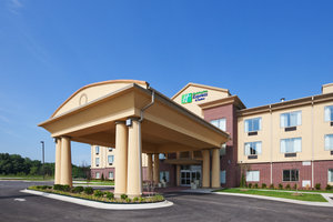 Exterior view - Holiday Inn Express Hotel & Suites Okmulgee