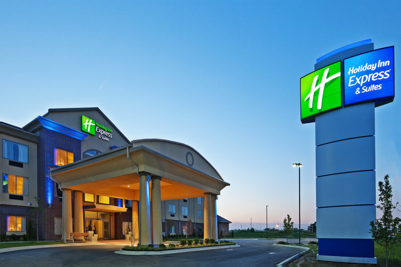 HOLIDAY INN EXP STES OKMULGEE
