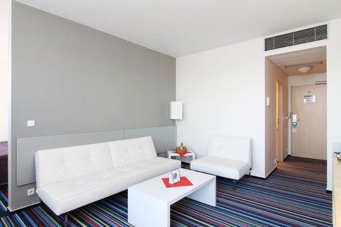 Tranzit Hotel - Executive Room