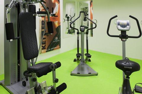Tranzit Hotel - Gym