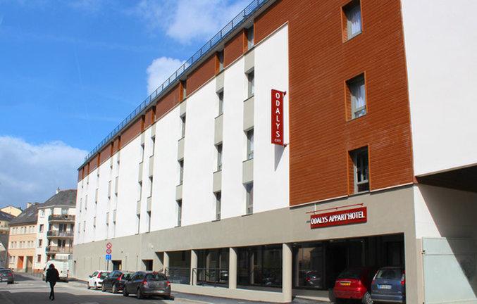 Appart'hotel Odalys Rennes Lorgeril