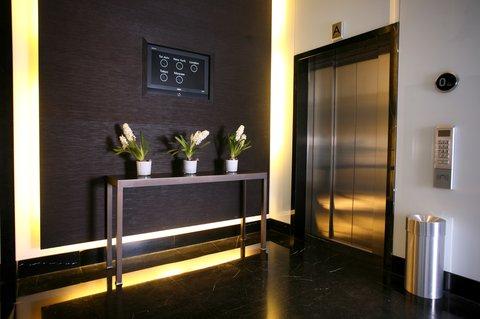 Crowne Plaza City Center Tel Aviv - Elevator Lobby