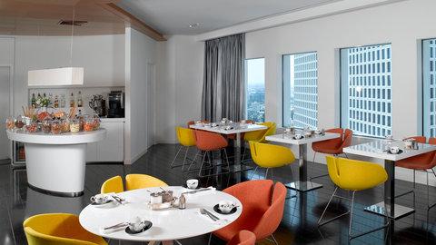 Crowne Plaza City Center Tel Aviv - Club Floor Lounge 22