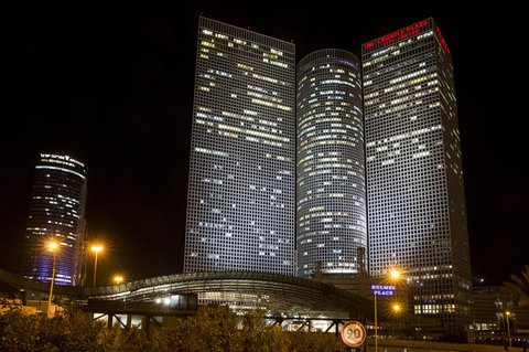 Crowne Plaza City Center Tel Aviv - Hotel Exterior