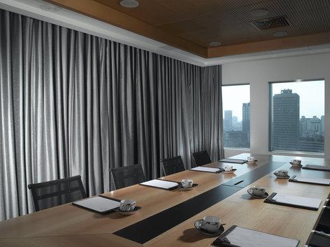 Crowne Plaza City Center Tel Aviv - Club lounge Boardroom