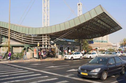 Crowne Plaza City Center Tel Aviv - Ha Shalom Train station