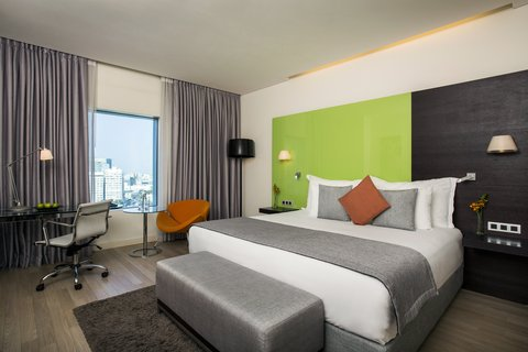 Crowne Plaza City Center Tel Aviv - Deluxe Room