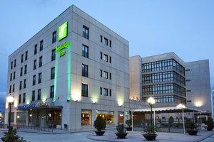 Exterior Hotel Holiday Inn Madrid Calle Alcala
