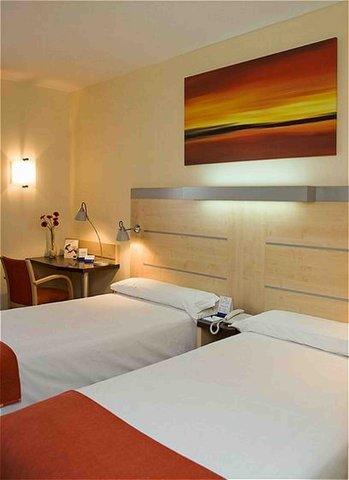 Holiday Inn Express Alcobendas Hotel - Guest Room