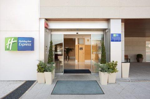 Holiday Inn Express Alcobendas Hotel - Entrance