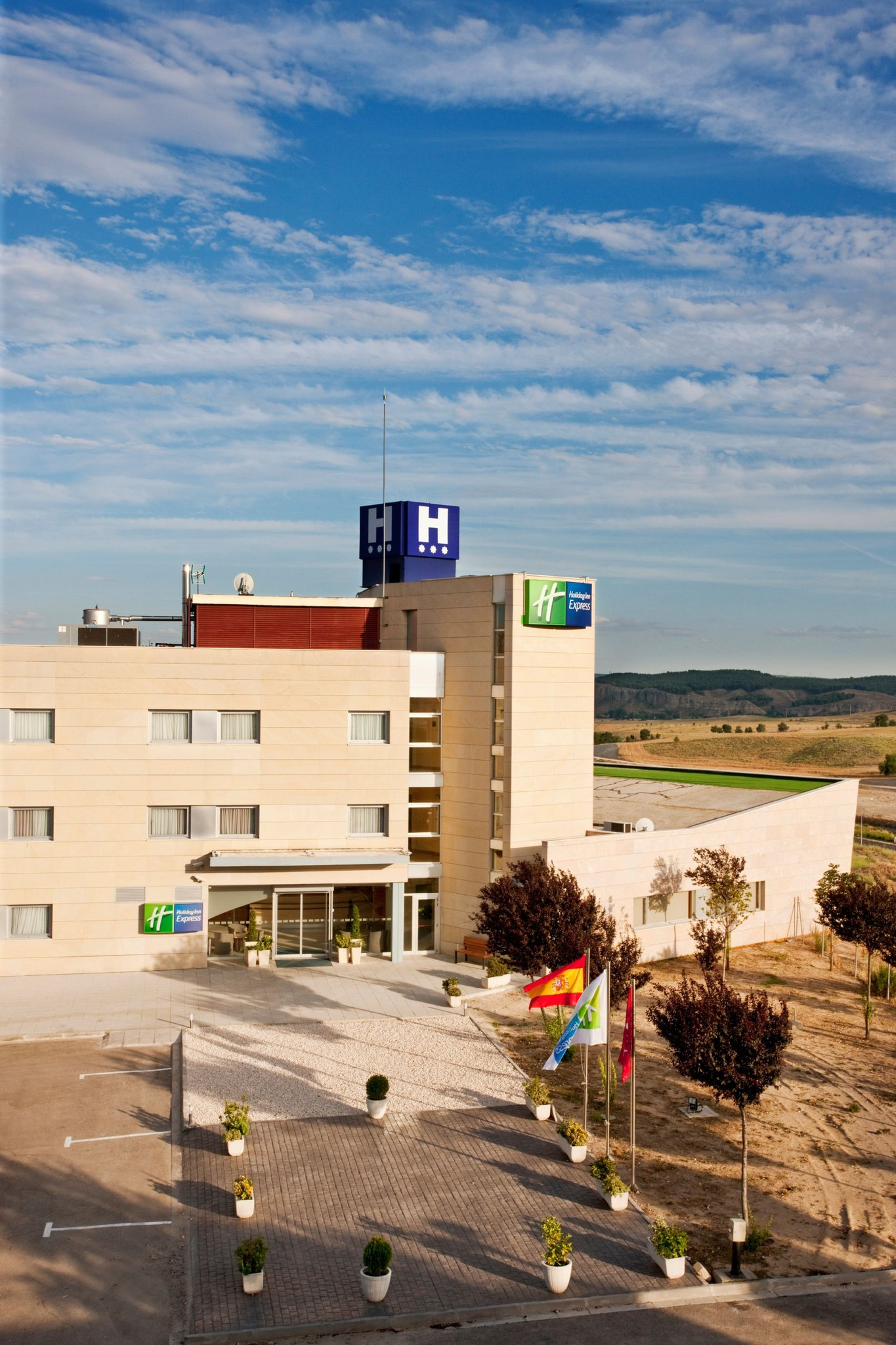 Holiday Inn Express Madrid - Rivas