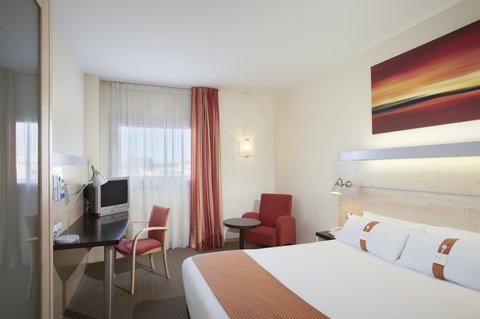 Holiday Inn Express Alcobendas Hotel - Queen Bed Guest Room