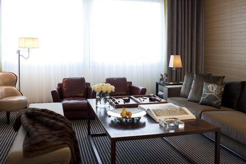 انتركوتيننتال جنيف - Panoramic Suite