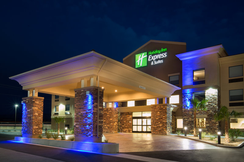 HOLIDAY INN EXP STES PAHRUMP