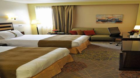 فندق هوليدي ان - Double Bed Guest Room