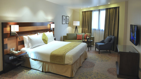فندق هوليدي ان - King Bed Guest Room