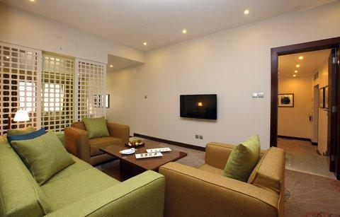 فندق هوليدي ان - Club Floor Room