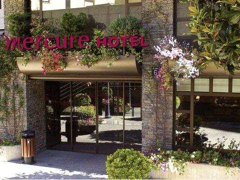 Hôtel Mercure Andorra - Exterior