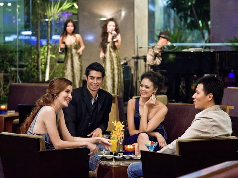 Novotel Bangkok on Siam Square - Interior