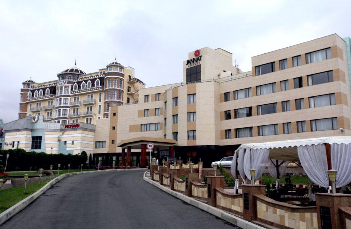 Jannat Hotel