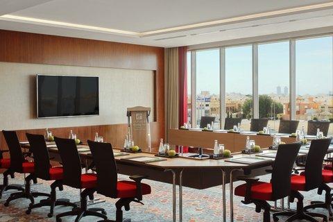 هوليداي إن بوابة جدة - Meeting and Conference Room