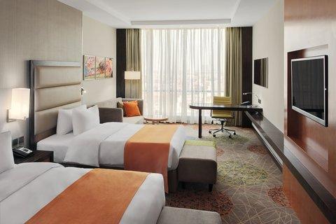 هوليداي إن بوابة جدة - Double Bed Guest Room