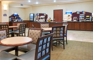 Restaurant - Holiday Inn Express Hotel & Suites South Lufkin