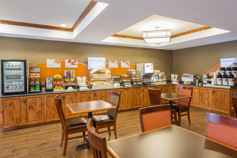 Holiday Inn Express & Suites DOUGLAS - Breakfast Bar