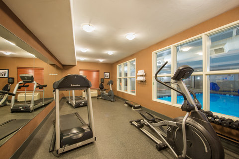 Holiday Inn Express & Suites DOUGLAS - Fitness Center