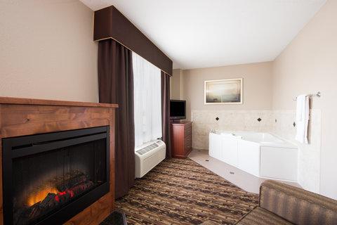 Holiday Inn Express & Suites DOUGLAS - Jacuzzi Suite