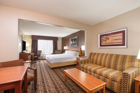 Holiday Inn Express & Suites DOUGLAS - Suite