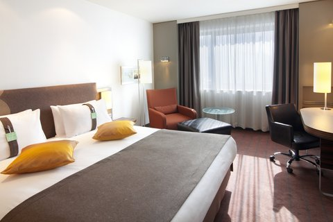 Holiday Inn ALMATY - Our Almaty Hotel Ex  rooms are situated on the hotel s last floor