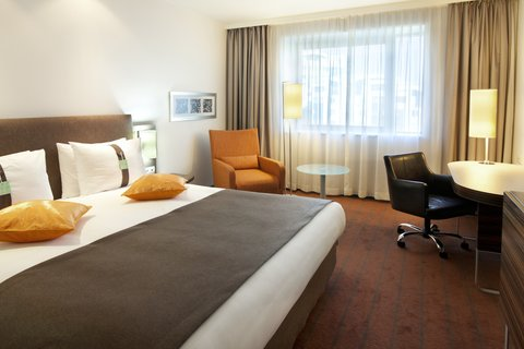 Holiday Inn ALMATY - Standard Guest Rooms in our Almaty Hotel offers a choice of view