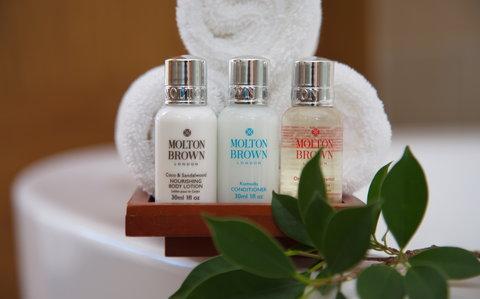 Savoy Resort & Spa Seychelles - Bathroom Amenities