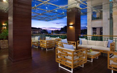 Savoy Resort & Spa Seychelles - Lounge