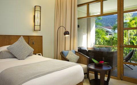 Savoy Resort & Spa Seychelles - Garden View Twin Guestroom